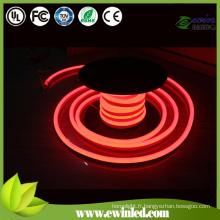 Tube de néon LED de couleur rouge avec fils 2/3/4