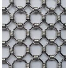 супер качество кольцо плетение декоративной сетки