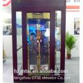 OTSE novo projetado automático porta elevadores e elevadores