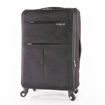 classical black cool fashion design luggage