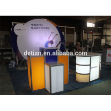 free design trade fair stand booth tradeshow 10x10 exhibition equipment display stands for trade fair
