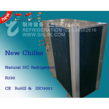 Air Cooling Water Chiller by using R290 HC Refrigerant Freezer
