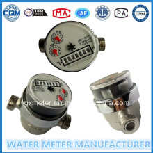 Volumetric Type Water Meter for Potable Drinking Water