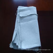 Tissu en fibre de verre avec des fils de fibre de verre non texturés (HY-G628T)