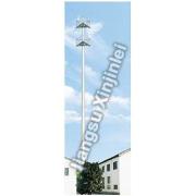 Monopole Telecom Steel Tower