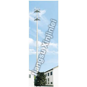 Monopole Telecom Steel Tower
