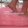 Tapis pour tapis de tapis non tissé de salon et tapis