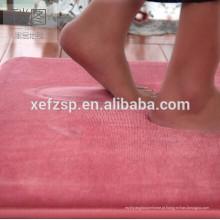 Tapete para sala de estar tapete de tecido não tecido e tapete