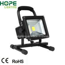 Reflector recargable de 30W LED con el precio barato CE / RoHS / IP65 aprobado