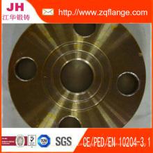 Brida de acero ANSI B16.5 bridas ciegas carbono