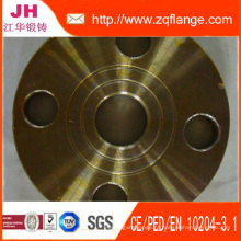 ANSI B16.5 Flange cego flange de aço carbono