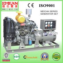 Дизельный генератор с сертификатами CE и ISO