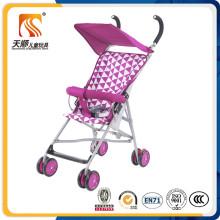 Top Beliebte tragbare 8 EVA Räder Lila Baby Buggy Von Hebei Tianshun Fabrik