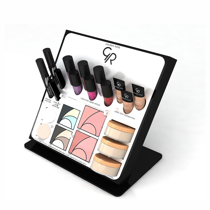 Cosmetics Counter Stand
