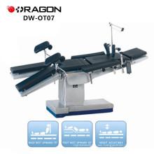 DW-OT07 Plegable Medical eléctrico mesa de operaciones precio
