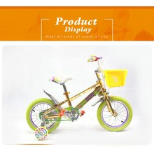 "12"" 14"" Metallic Paint Children Bike"