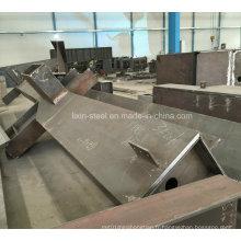 Fabrication de métaux pour atelier de structure en acier, entrepôt, bâtiment de haute montée