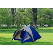 double layer2-3 person outdoor camping tent
