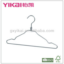 Aluminium Shirt Hanger With Wide Shoulder