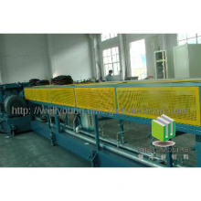XPS foam board extrusion lines (CO2 foaming agent)