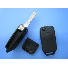 Black Mercedes Benz 1 Button Remote Car Key Cover Ad900 Plus, Sbb, T300 Key Proogrammer