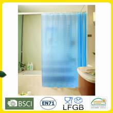 EVA, fábrica de la cortina de ducha del PVC al por mayor