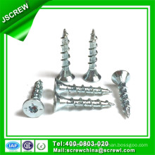 C1022 Harden Steel Coarse Thread Screws for Wooden Furniture