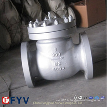 API6d Swing Check Valve