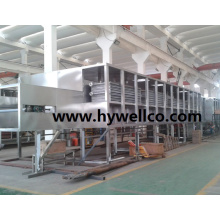 Good Quality for Belt Type Dryer ISO Standard Food Conveyor Belt Type Dryer supply to Mauritius Importers