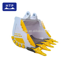Wear-resistant construction machinery parts mining bucket for caterpillar,for komatsu,for hitachi etc