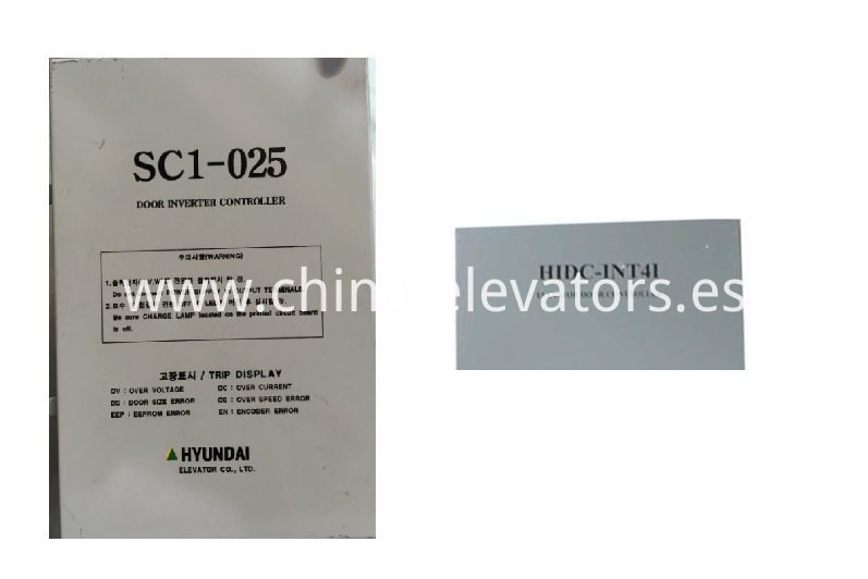 Door Inverter Controller for Hyundai Elevators