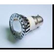 LED Spotlight- B22-4W Bulbs, Energy Saving Lamps with  Glass Lens