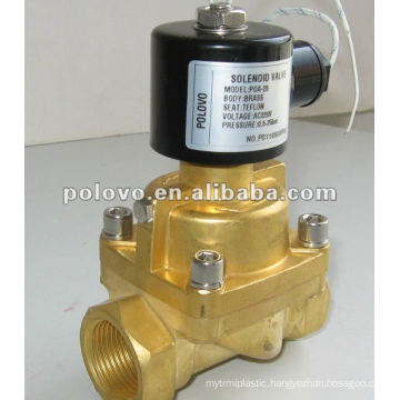 POA series 24v solenoid valve for steam