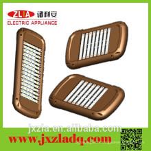 Plafonnier IP65 imperméable en aluminium marron