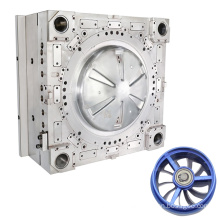 car propeller impeller radiator accessories fan mold auto parts mould automobile plastic injection molding