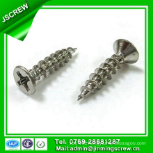 3#*16 Nickel Plated Drywall Screw for Concrete