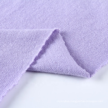 Combed Jersey Knit Shirt 100% Cotton OE Fabric