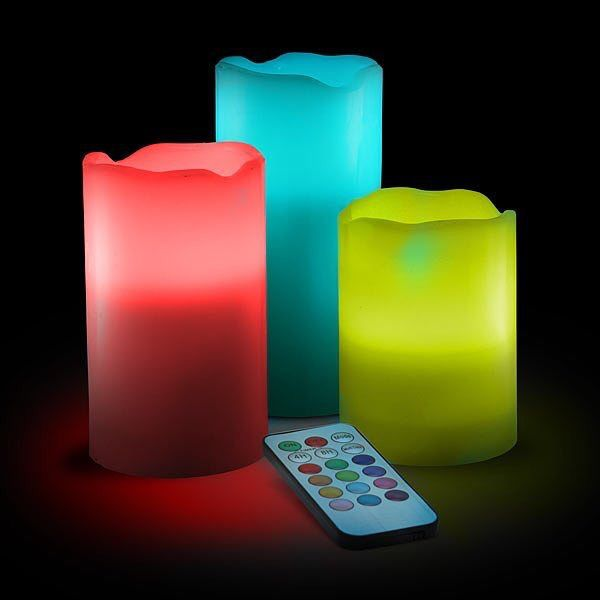 battery powered led small candles