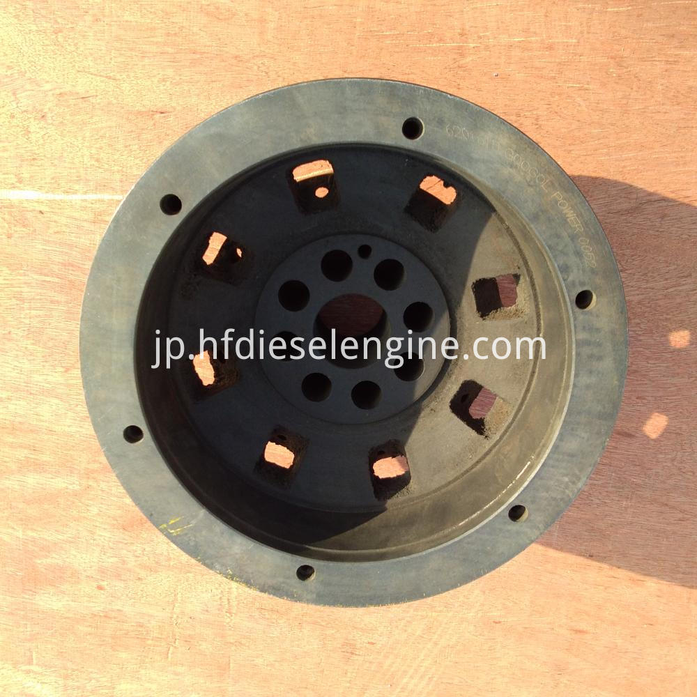 Benz Pulley 6