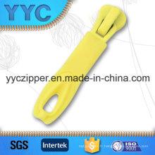 Custom Zipper Slider Metal Pull pour vestes et sacs