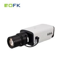 Full HD Sony124 night vision Star Light 3.0MP POE IP Box Cameras CCTV