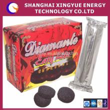 Factory price 100% Coconut Shisha Charcoal for Smoking,smokeless, odorless, non-toxic