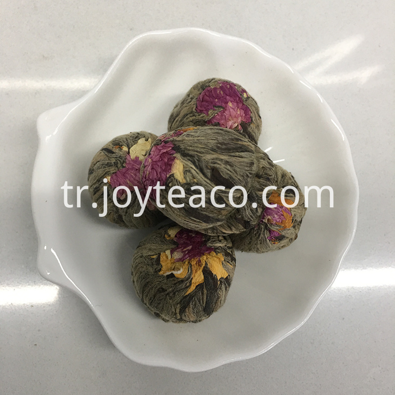 blooming tea