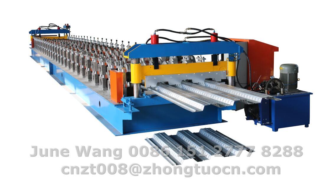 floor deck machine