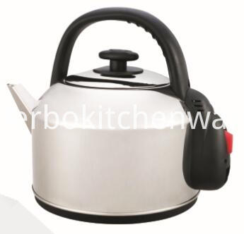cordless automatic electric stainless steel kettle