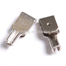Haute précision personnalisé en acier inoxydable à sertir bornes kst connecteur
