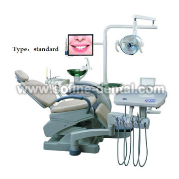 Low-Mounted Dental Chair