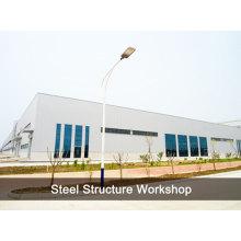 Entrepôt de structure en acier préfabriqué (CH-53)
