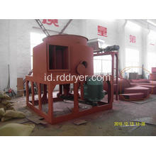 Kemurnian Tinggi Alumina Spin Flash Dryer