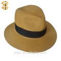 Wholesale New Fashion Casual Fedora Summer Folding Straw Hat